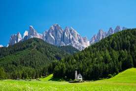 Favorite Travel Destination South Tyrol