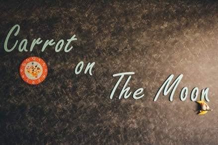 Carrot on the Moon