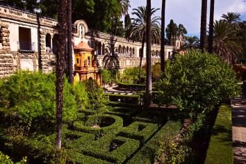 Alcázar Topiary