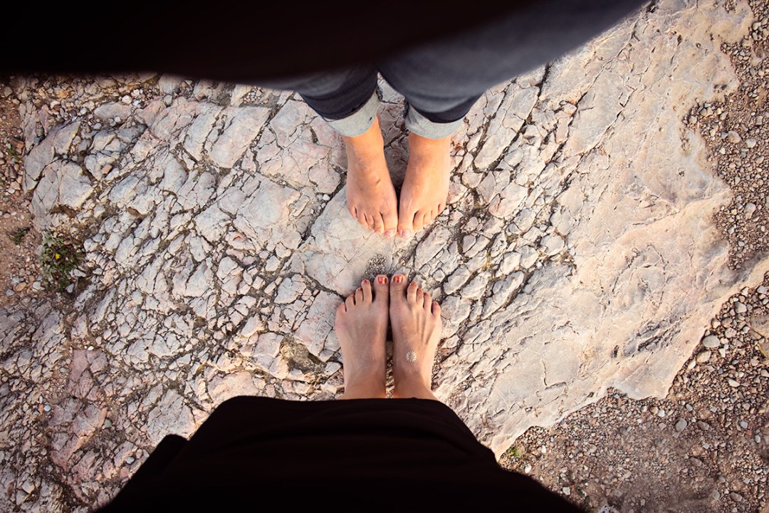 Athens Feet