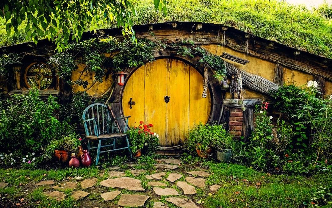 A Visit to Hobbiton
