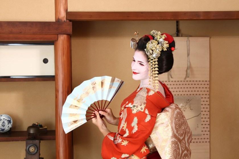 maiko makeover