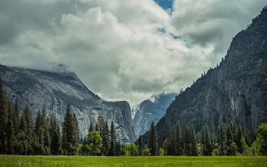 Find Yourself in Yosemite