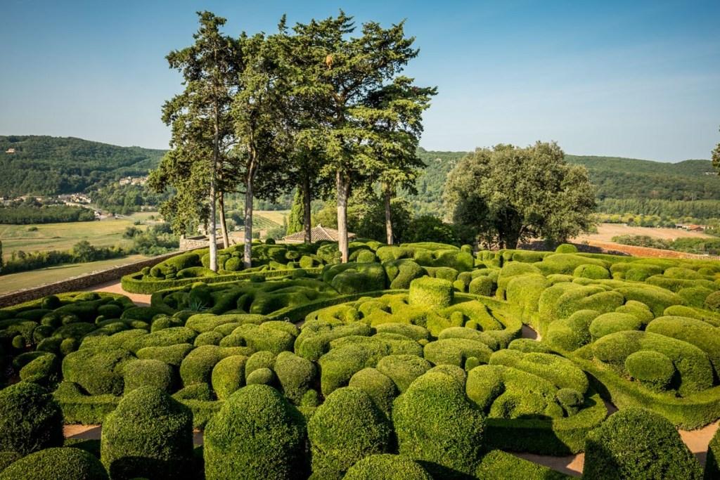 The Bastion Garden