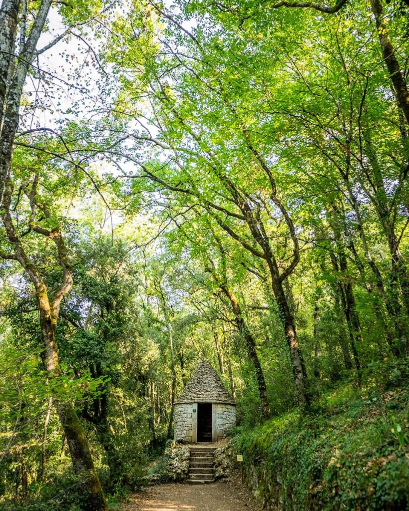 Stone Hut at Marqueyssac