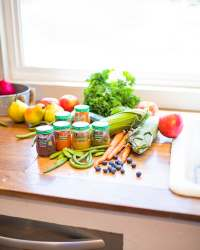 How I got my Baby to LOVE Vegetables | Someday I'll Learn