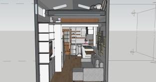 Tiny House Interior 3