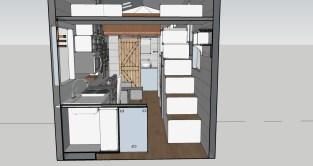 Tiny House Interior 5