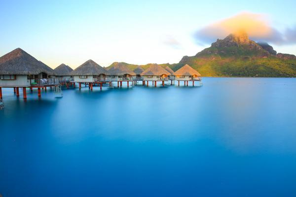 SomedayTrips  Le Mridien Bora Bora