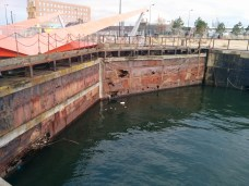 Disused Cardiff Locks