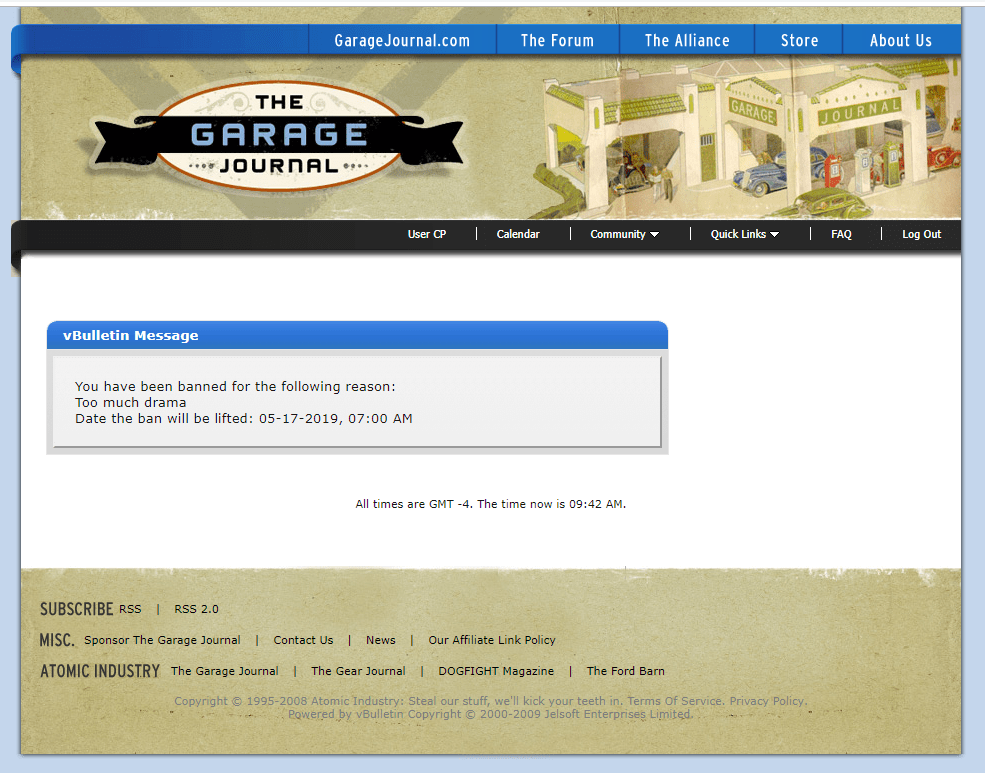 Pirate got me BANNED... - Page 3 - Pirate4x4.Com : 4x4 and Off-Road Forum