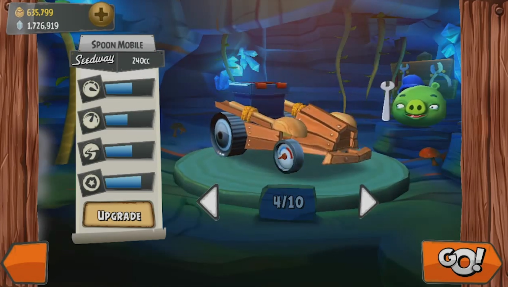 Rovio Releases Trailer For Angry Birds Go Kart Racing
