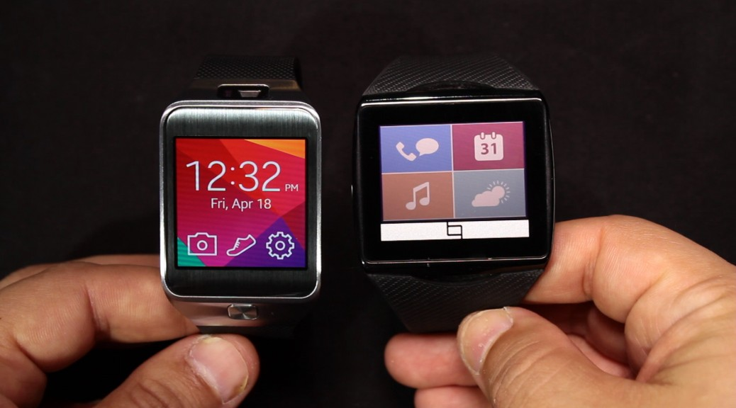 Samsung's Gear 2: First Impressions Feature Walkthrough ...