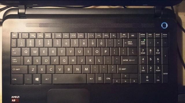 C55d Satellite Laptop Toshiba