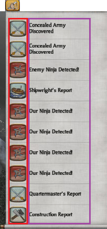 Event Tab