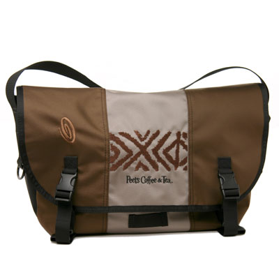 Peet's Messenger Bag