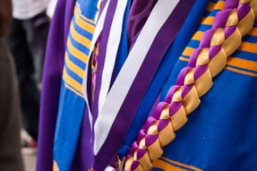 A Purple Tie Affair