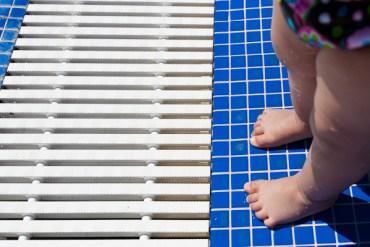 Abby's Swimming Feet