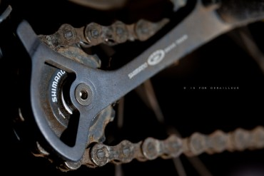 D is for Derailleur