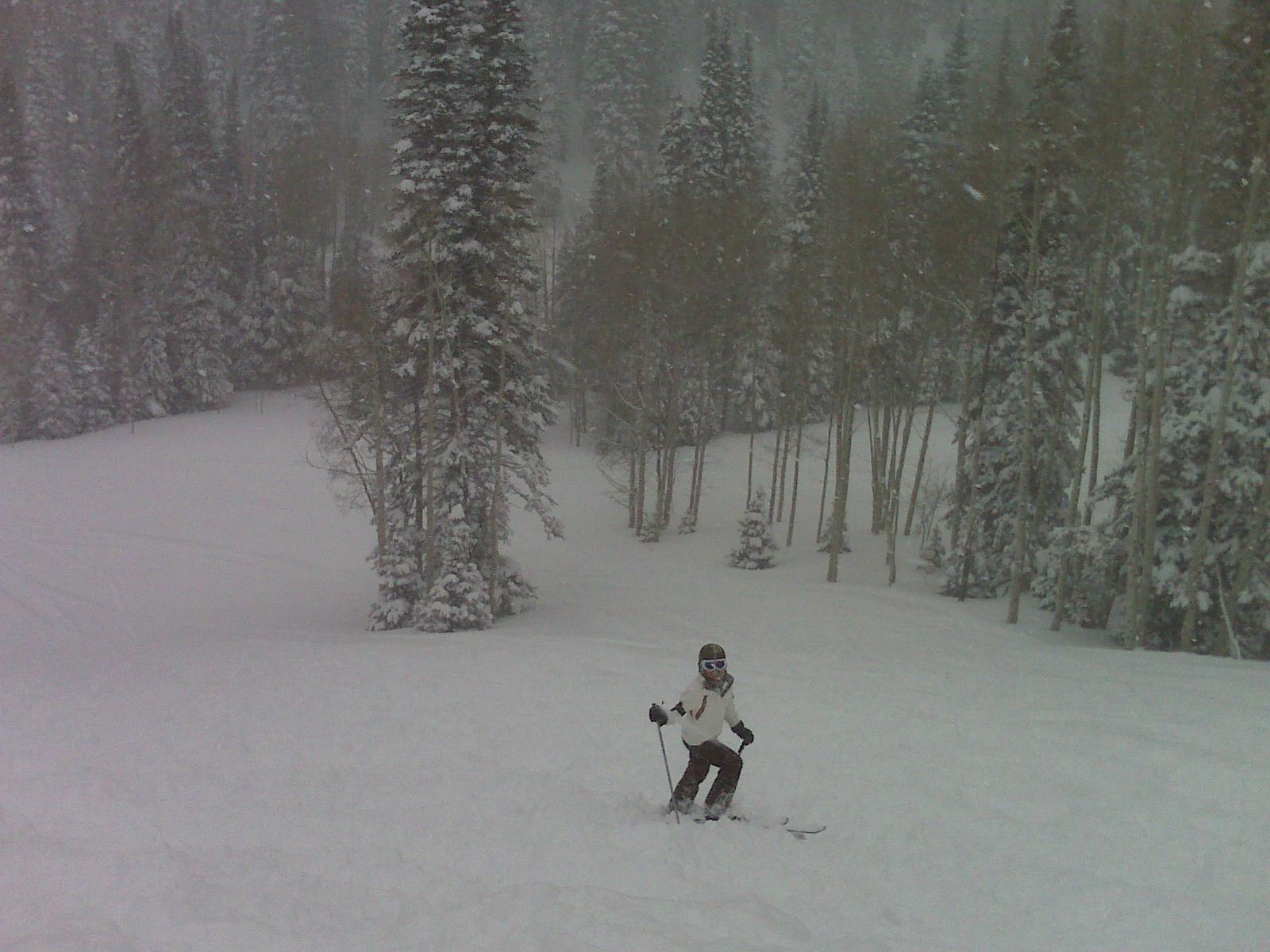 lotsa snow