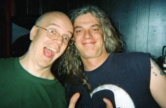 Devin Townsend & David Meidinger 2010