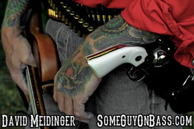 David Meidinger: Some Guy On Bass