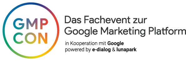 GMP CON – Das Event zu Digital Marketing mit Google