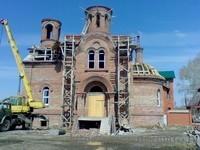 Храм в поселке Тулинский