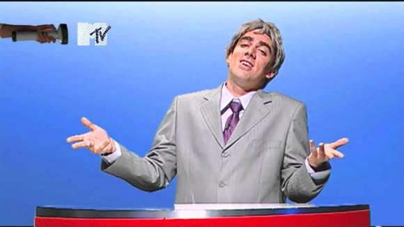 Marcelo Adnet imita Silvio Santos