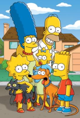 Desenhos animados anos 90 - Simpsons