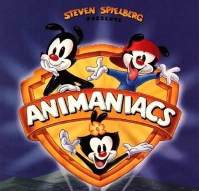 Desenhos animados anos 90 - Animaniacs