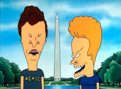 Desenhos animados anos 90 - Beavis and Butt-head