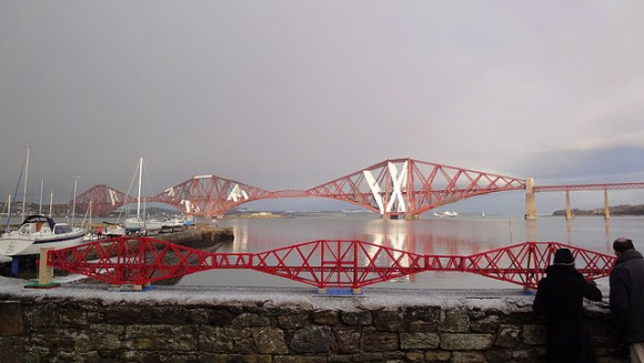 Forth Bridge - Lego (3)