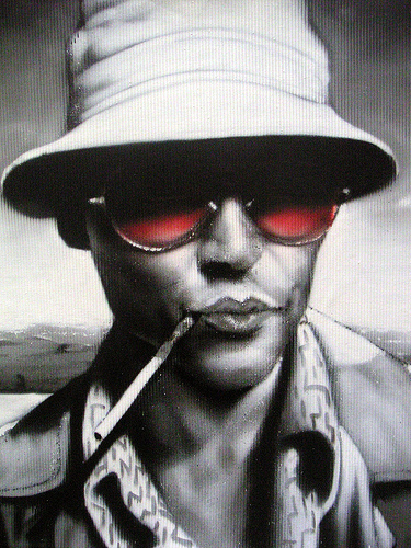 MTO (Graffiti Street art): Fear & loathing in Las Vegas