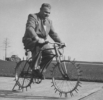 Bicicleta criativa