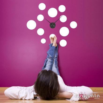 Relógios de parede criativos