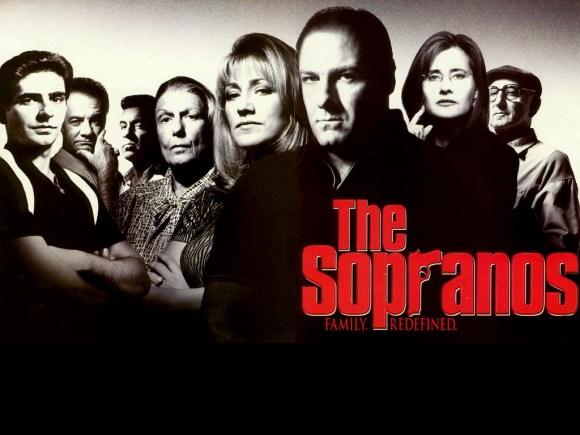 Foto da família Soprano