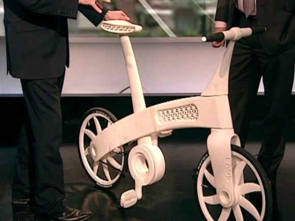 Bicicleta de nylon