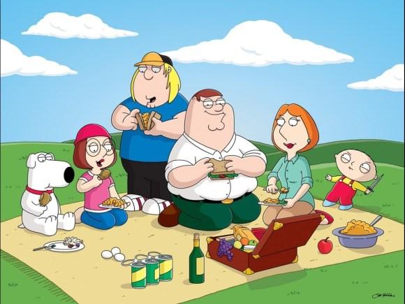 Family Guy Imagem do desenho