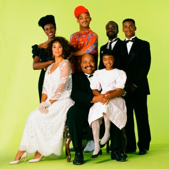 familia de The Fresh Prince of Bel-air