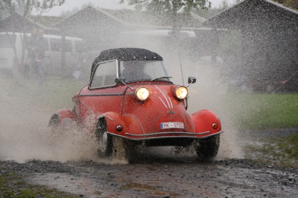 1959 TG-500 Messerschmitt Tiger off road