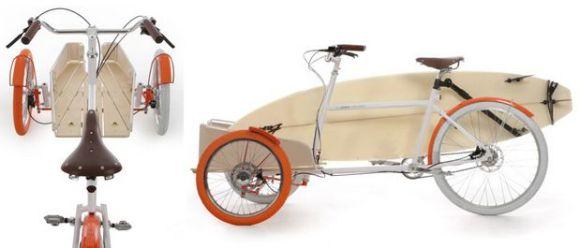 Triciclo design