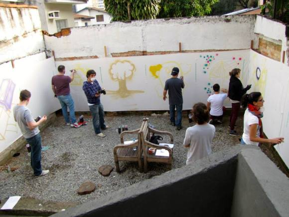 Workshop de Graffiti (2)