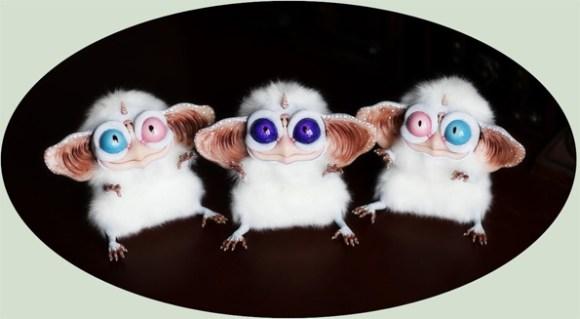 Criaturas fofas - bichinho de pelúcia (5)