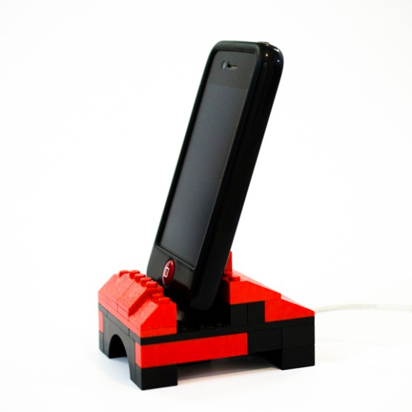 Dock iPhone Lego (1)