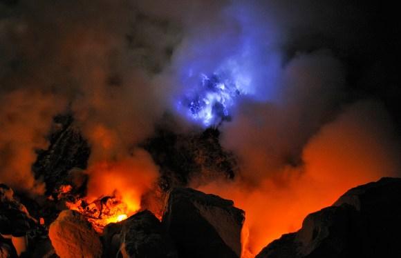 Kawah Ijen - Vulcão azul (6) OG