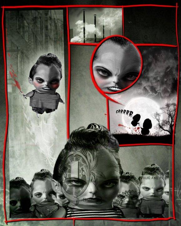 Arte surrealista - Nuno (3)