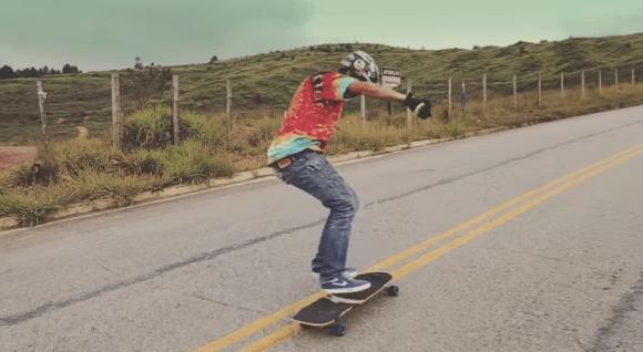 Longboard Downhill (Foto 5)