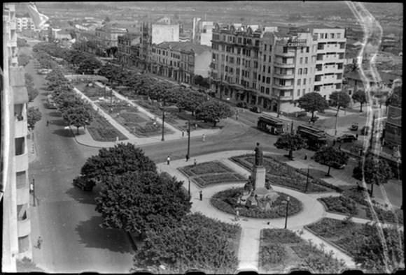 São Paulo antiga - Pça Marechal