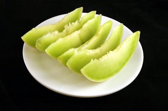553 gramas de melão